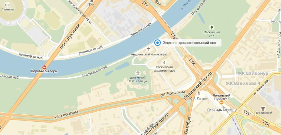 метро ленинский проспект южный вестибюль
