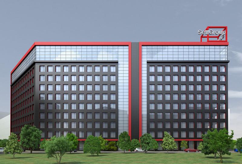 Строительство бизнес центров москва 4 фотография