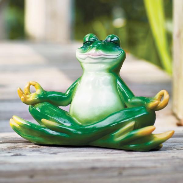 Лягушка и спокойствие