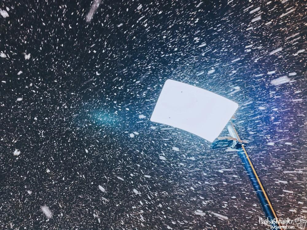 Возвращение снега