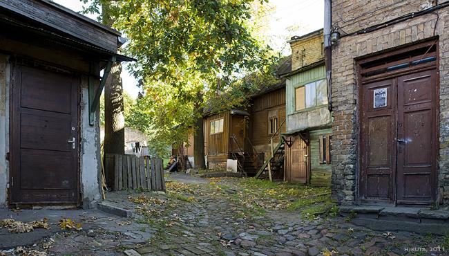 Riga, Maskavas by hikuta, 2011
