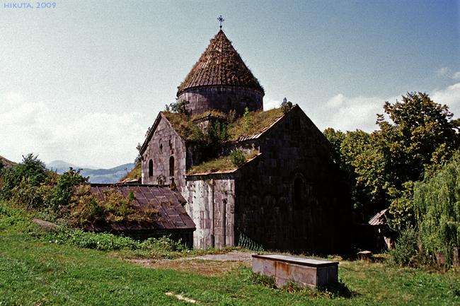 Sanahin Monastery, Armenia / Армения, монастырь Санаин - hikuta, 2009