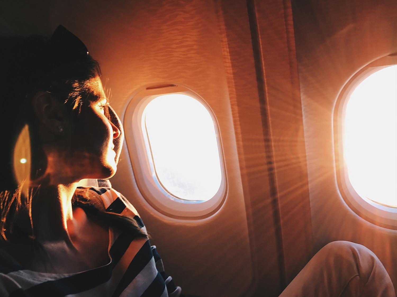 «...только в полёте растёт человек»