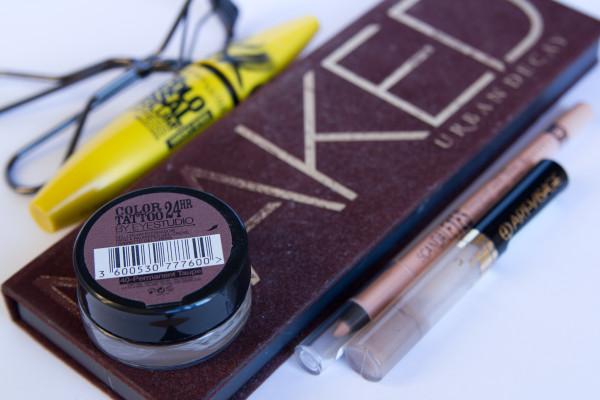 my makeup staples