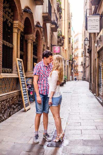 Фотограф в Барселоне, Испании Женя Илона (2)