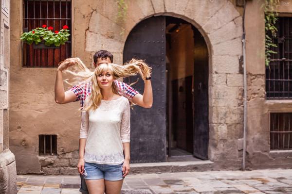Фотограф в Барселоне, Испании Женя Илона (49)