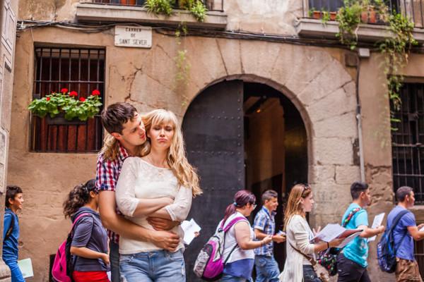 Фотограф в Барселоне, Испании Женя Илона (50)