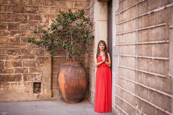фотосессия в Барселоне Елена (14)