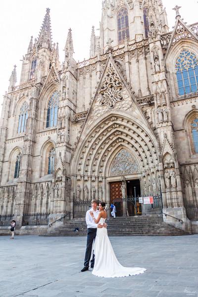 Фотограф в Барселоне, фотограф в Испании, свадебная фотосессия в Барселоне Наталья и Сергей (2)