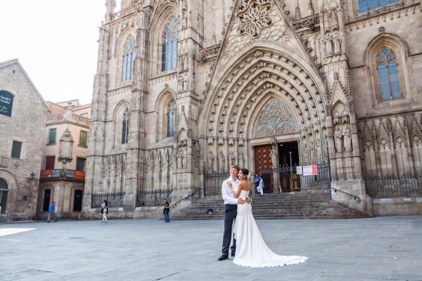 Фотограф в Барселоне, фотограф в Испании, свадебная фотосессия в Барселоне Наталья и Сергей (3)
