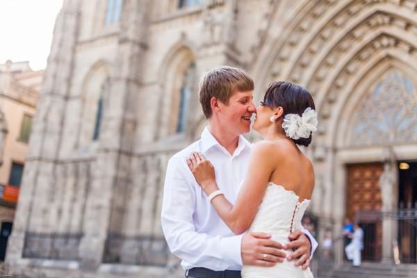 Фотограф в Барселоне, фотограф в Испании, свадебная фотосессия в Барселоне Наталья и Сергей (5)