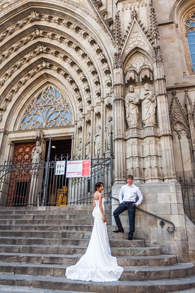 Фотограф в Барселоне, фотограф в Испании, свадебная фотосессия в Барселоне Наталья и Сергей (6)