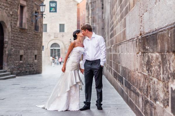 Фотограф в Барселоне, фотограф в Испании, свадебная фотосессия в Барселоне Наталья и Сергей (10)