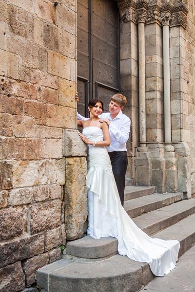 Фотограф в Барселоне, фотограф в Испании, свадебная фотосессия в Барселоне Наталья и Сергей (11)