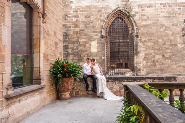 Фотограф в Барселоне, фотограф в Испании, свадебная фотосессия в Барселоне Наталья и Сергей (30)