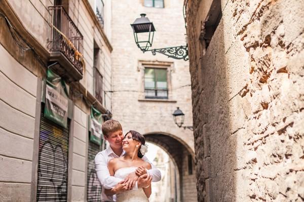 Фотограф в Барселоне, фотограф в Испании, свадебная фотосессия в Барселоне Наталья и Сергей (43)