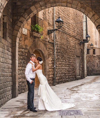 Фотограф в Барселоне, фотограф в Испании, свадебная фотосессия в Барселоне Наталья и Сергей (45)