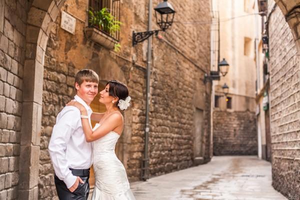 Фотограф в Барселоне, фотограф в Испании, свадебная фотосессия в Барселоне Наталья и Сергей (47)
