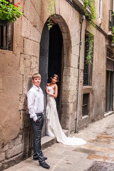 Фотограф в Барселоне, фотограф в Испании, свадебная фотосессия в Барселоне Наталья и Сергей (59)