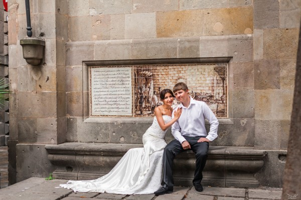 Фотограф в Барселоне, фотограф в Испании, свадебная фотосессия в Барселоне Наталья и Сергей (61)