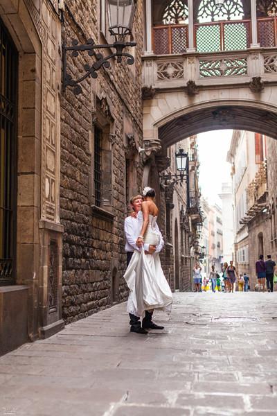Фотограф в Барселоне, фотограф в Испании, свадебная фотосессия в Барселоне Наталья и Сергей (65)