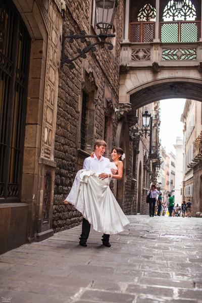 Фотограф в Барселоне, фотограф в Испании, свадебная фотосессия в Барселоне Наталья и Сергей (68)