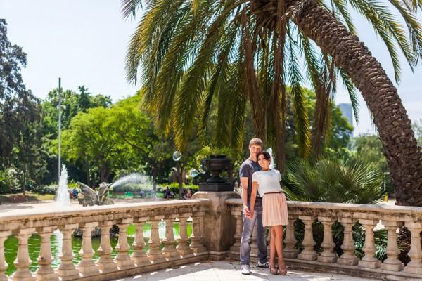Фотограф в Барселоне, фотограф в Испании, свадебная фотосессия в Барселоне Наталья и Сергей (128)