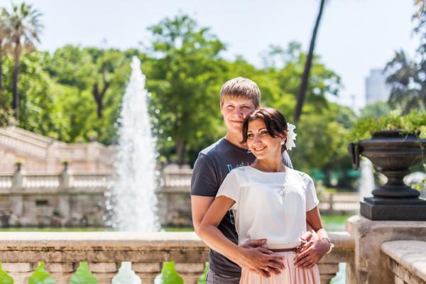 Фотограф в Барселоне, фотограф в Испании, свадебная фотосессия в Барселоне Наталья и Сергей (132)