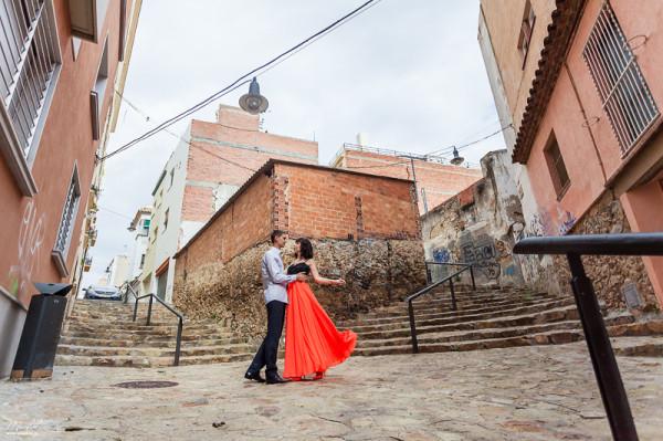 фотограф в Испании, фотограф в Барселоне, фотограф в Ллорет де мар Вадим и Татьяна (15)