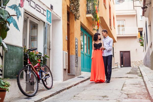 фотограф в Испании, фотограф в Барселоне, фотограф в Ллорет де мар Вадим и Татьяна (22)