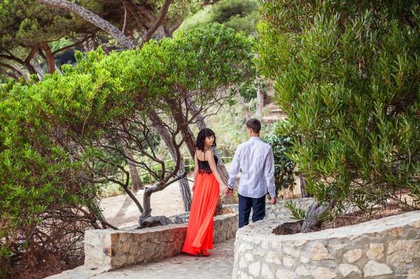 фотограф в Испании, фотограф в Барселоне, фотограф в Ллорет де мар Вадим и Татьяна (49)
