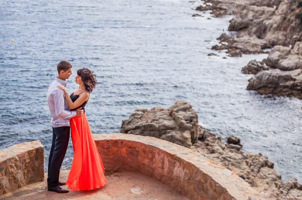 фотограф в Испании, фотограф в Барселоне, фотограф в Ллорет де мар Вадим и Татьяна (51)