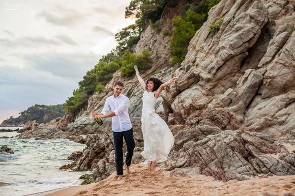 фотограф в Испании, фотограф в Барселоне, фотограф в Ллорет де мар Вадим и Татьяна (144)