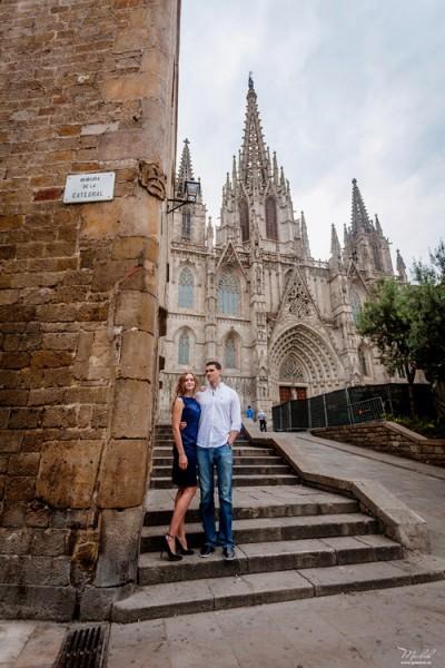 фотограф в Барселоне фотограф в Испании Юля и Стас (1)