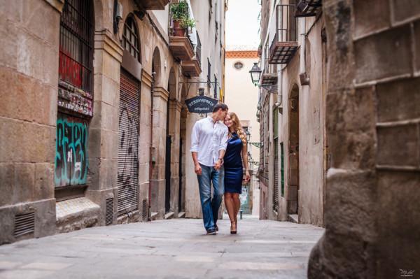 фотограф в Барселоне фотограф в Испании Юля и Стас (9)