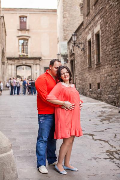 фотограф в Барселоне, фотограф в Испании, семейная фотосессия в Барселоне Мария и Александр (4)