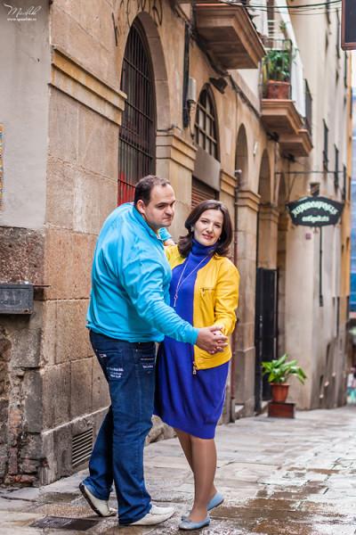 фотограф в Барселоне, фотограф в Испании, семейная фотосессия в Барселоне Мария и Александр (30)