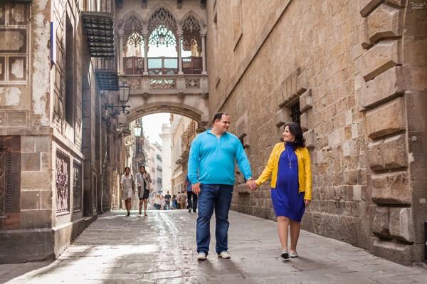 фотограф в Барселоне, фотограф в Испании, семейная фотосессия в Барселоне Мария и Александр (35)