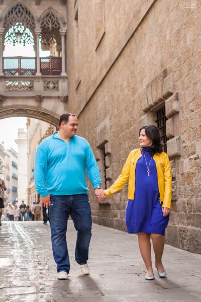 фотограф в Барселоне, фотограф в Испании, семейная фотосессия в Барселоне Мария и Александр (36)