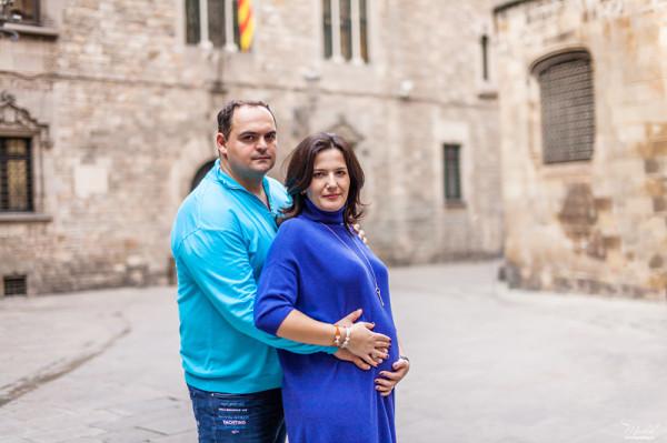 фотограф в Барселоне, фотограф в Испании, семейная фотосессия в Барселоне Мария и Александр (42)
