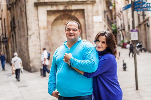 фотограф в Барселоне, фотограф в Испании, семейная фотосессия в Барселоне Мария и Александр (69)