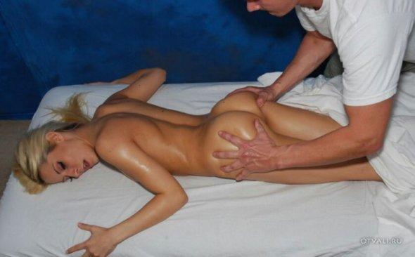 фото массаж голые