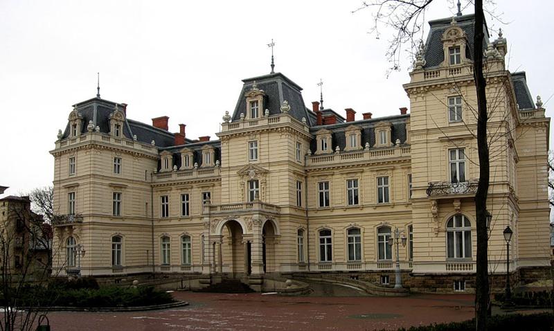замок Потоцких