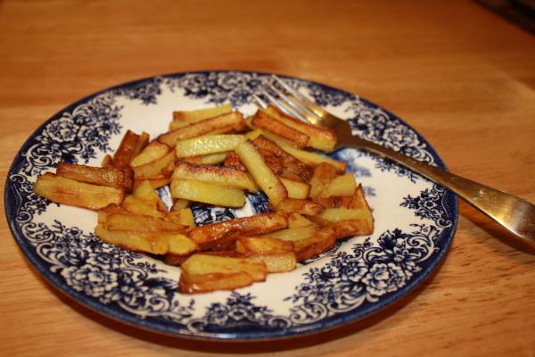 Potatoes fried 8