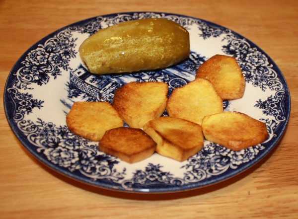 Potatoes fried drugim manerom 3