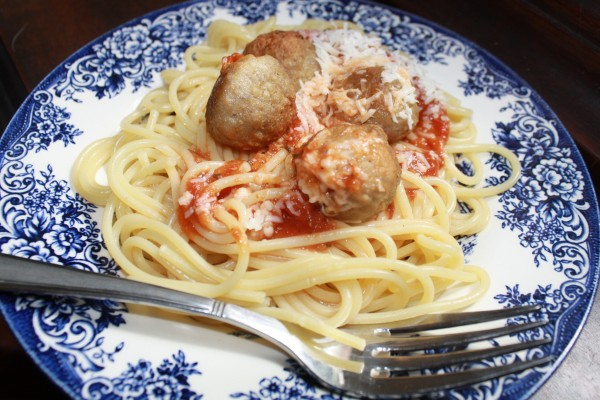 Joy of Cooking Meatballs