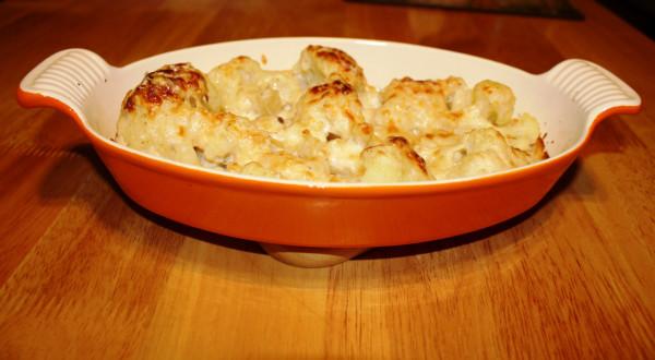 Pepin Gratin Cauliflower
