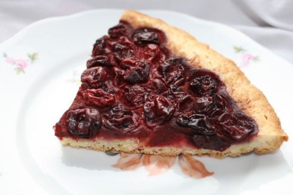 Cherry pie simple