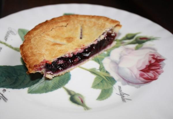 Fantasy Blueberry tart