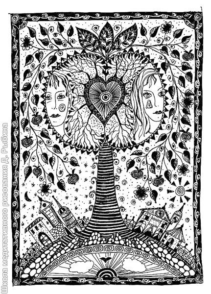 "... ""Мистическая графика гелевых ручек: master-2010.livejournal.com/17079.html"